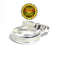 cincin kawin couple perak t2558