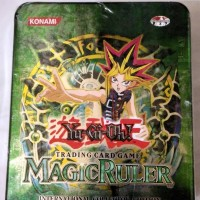 Yugioh Trading Card Magic Ruler International Collector Edition