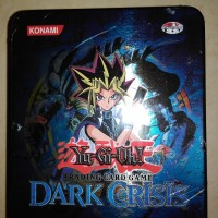 Kartu YuGiOh Dark Crisis International Collector Edition