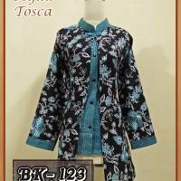 Jual Blouse Batik Wanita/ Atasan Batik Wanita/Blouse Batik Pekalongan 15 Murah