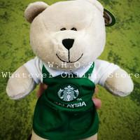Jual Boneka Beruang Starbucks Malaysia Murah
