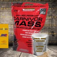Musclemeds Carnivor Mass 1lbs Gainer CarniMass penambah bb ECER REPACK
