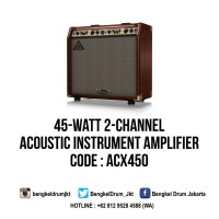 Behringer Guitar Combo Amplifiers ULTRACOUSTIC ACX450