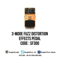 Behringer Guitar Stompboxes SUPER FUZZ SF300
