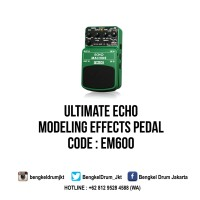 Behringer Guitar Stompboxes ECHO MACHINE EM600
