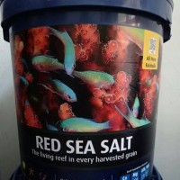 Red Sea Salt 22kg (bonus 1 toples pelet ikan)