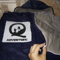 Jual sleeping bag polar dacron 3 layer TNF murah terlaris Murah