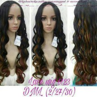 Lace wig fashion