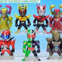 Converge Kamen Rider Vol 3 Kamen Rider Accel Double W Candy Toys SD