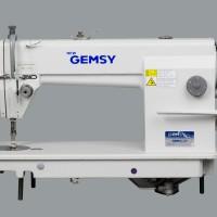 Gemsy 6-28 meja kaki import mesin jahit high speed industri