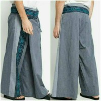 Jual Sarung celana songket Preview Itang Yunasz (size XL) Murah