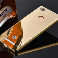 Jual Silver Goldy TEMPERED GLASS & Xiaomi Redmi 3 Pro / 3s / 3s Prime Bumpe Murah
