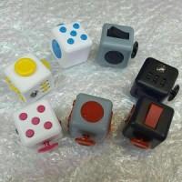 Fidget Cube Premium Quality / Fidget Cube Mainan Ga jelas/Gajebo