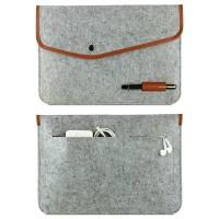 Soft Bag Case Cover Laptop / Macbook Air / Notebook / Tablet Elegan