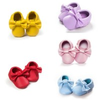 Jual Feminime Ribbon Baby Shoes   Sepatu Bayi Murah   Prewalker Murah