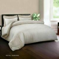 Bed Cover King Rabbit - Royal Kawung - Single 140