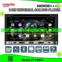 Head Unit / Double Din Android 5.1.1 Mobil / Doubledin Universal