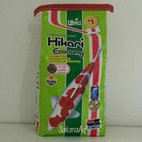 Makanan / Pakan Ikan Koi Hikari Economy / Ekonomi Large / L 4kg / 4 kg