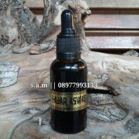minyak hajar aswad 30ml murni || misik kasturi jafaron istambul
