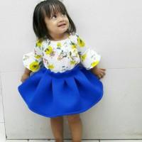Jual Setelan Anak / Blouse / Atasan Aimee Top & Rok Bubble Skirt Murah