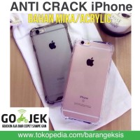 Jual Anti Crack / Anticrack / Casing iPhone / Case iPhone /  Anti Shock Murah