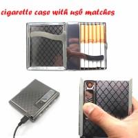 Jual Kotak rokok plus korek api lighter Murah