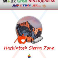 Flashdisk Installer Bootable Mac OS X Hackintosh Sierra Zone 16GB