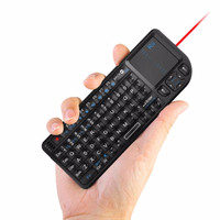 Jual Jual Presentation Mini Keyboard and Mouse with Laser Pointer Terlaris  Murah
