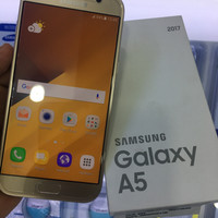 Samsung Galaxy A5 2017 bekas / second