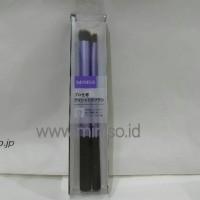 Jual MINISO JAPAN Eye Shadow Brush (Purple) | Kuas Eye Shadow Microfiber Murah