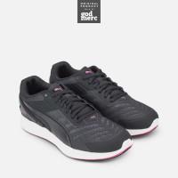 ORIGINAL Puma IGNITE V2 Womens Running Shoes Black White Pink Glo