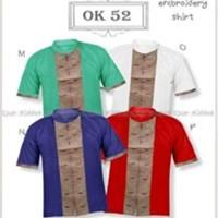 Baju Koko Anak Laki-laki (1-5 thn) Atasan Our Kiddos OK 52