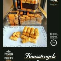Jual premium cookies / kue nastar / kastengel/ putri salju Murah