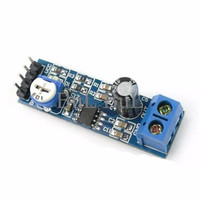 LM386 Power Amplifier Module 5-12V with Volume Control
