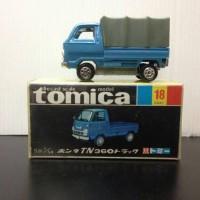 tomica blackbox made in japan Honda TN360
