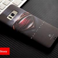Samsung Galaxy S8/ S 8 Case Silicone 3D Marvel Super Hero Casing