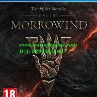 PS4 The Elder Scrolls Online: Morrowind (R2 / Region 2 / English)