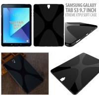 Samsung Galaxy Tab S3 S 3 9.7 T815 XTPU Soft Case Casing Cover Sarung