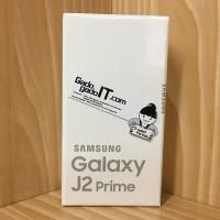 Smartphone SAMSUNG J2 PRIME RAM 1GB/eMMC 8GB DUAL SIM 4G-Garansi RESMI
