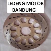 Piringan Cakram Depan Shogun / Belakang Satria-R 2 Tax Lubang 4 Baut