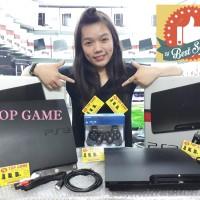 Playstation PS3 Sony SLIM 120GB (Kualitas OKE diJAMIN HARGA MURAH bos)