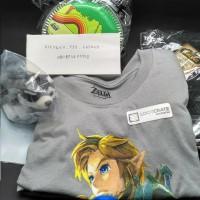 Loot Crate Zelda Breath of the Wild - Kaos Zelda size M