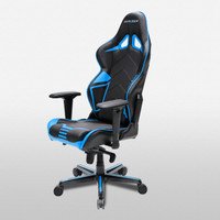 Jual Gaming Chair, Kursi Gaming DXRacer OH/RV131/NB Black Blue