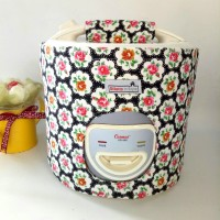 Cover magic com / tutup rice cooker - Flowery Chic