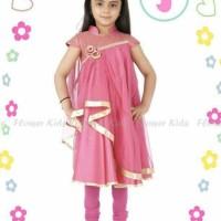 harga Dress Gamis India Anak Perempuan Size Besar Import Tokopedia.com