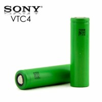 SONY US18650VTC4 VTC4 High Drain 30A 2100mAh Mechanical Di Atas Efest
