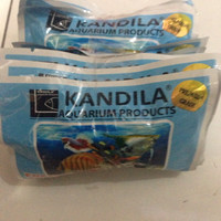 cacing kering freeze dried tubifex worms