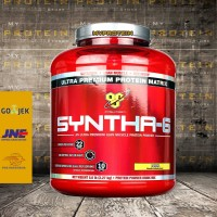 BSN Syntha-6 5 lbs Syntha 6 Syntha6 Whey Protein Casein BCAA AMINO