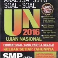 ANALISA JITU SOAL-SOAL UN 2016 SMP/MTS (SC)