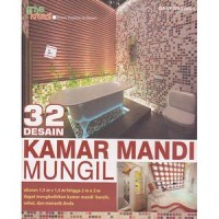 32 Desain Kamar Mandi Mungil - Niaga Swadaya
